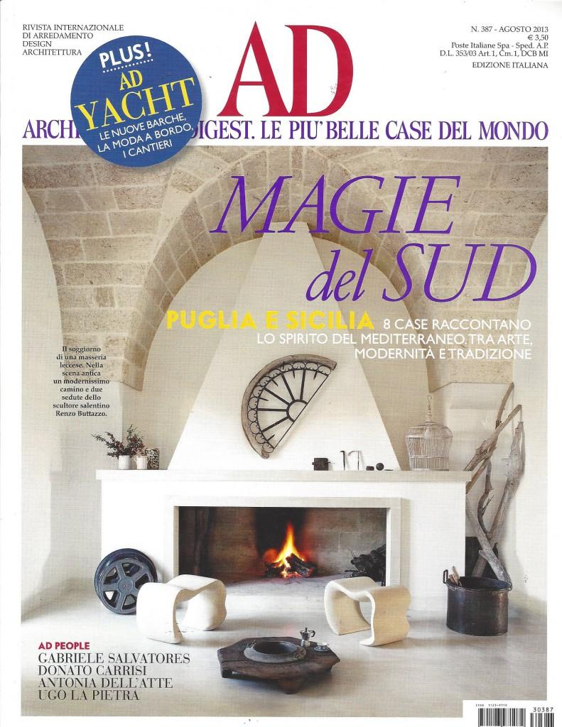 AD // agosto 2013 – Raffaele Centonze | architetto